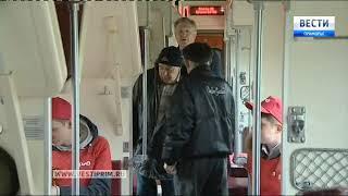 «Поезд Победы» прибыл во Владивосток. 1