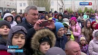 «Новости культуры с Верой Климановой»: как в Барнауле отметили День филолога?