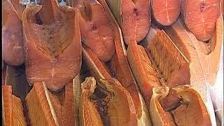 Камчатка стала ближе. В Челябинск привезли рыбу свежих дальневосточных пород