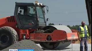 Строительство Приморского кольца продолжится в 2018 году