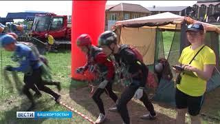 Команда из Башкирии заняла призовое место на «Туриаде-2018»