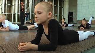 """Талант продемонстрировали юные танцоры """"Авансцены"""" биробиджанцам(РИА Биробиджан)"""