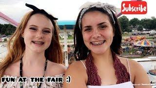 An Accident At The Fair! || Vlog #3