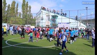 Новый сезон чемпионата Шамильского района по футболу стартовал в Махачкале