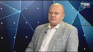 В. Логинов о ремонте дорог в Красноярске
