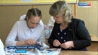 В Косолаповской школе-интернате особых детей готовят ко взрослой жизни с помощью творчества