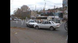 Спор из-за знака разгорелся между попавшими в ДТП хабаровчанами. Mestoprotv