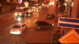 Перекрёсток улиц Красных Партизан и Воровского, 3 февраля