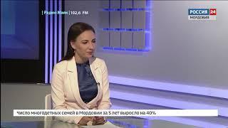 Начальник отдела работы с налогоплательщиками инспекции №1 Валентина Таратынова