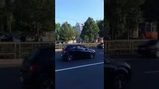 ДТП в Краснодаре, в районе парка Солнечный Остов.