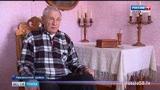 Дню Победы посвящается: ветеран Юрий Скороходов