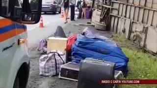 30 07 2018 12 артистов ансамбля «Танок», попавшие накануне в ДТП, вернулись в Ижевск