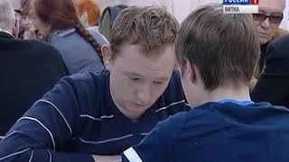 В Кирове прошел чемпионат и первенство области по шашкам(ГТРК Вятка)