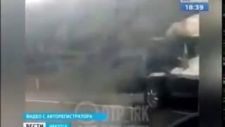 ДТП в Шелеховском районе. Погиб водитель маршрутки, его жена и внучка — в больнице