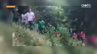 Футболисты сборной Нигерии активно тренируются в Ессентуках
