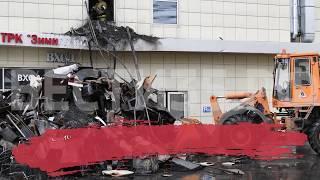 В России объявлен сбор средств семьям, пострадавшим при пожаре в Кемерово