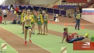В Саранске проходит чемпионат России по легкой атлетике спорта ЛИН