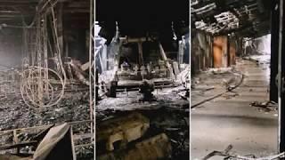 ЕЩЕ ОДНА причина пожара в ТЦ в Кемерово