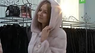 В крупном гипермаркете Челябинска обещают скидки на норковые и мутоновые шубы