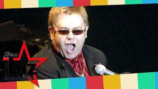 Breaking News - 'You f**ked it up!' Elton John SCREAMS at fans and STORMS OFF stage