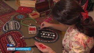 Рукодельница из Уфы прошла в финал Всероссийского конкурса прикладного искусства