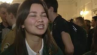 Педагогический отряд «Юга» стал лучшим студенческим отрядом Ростовской области