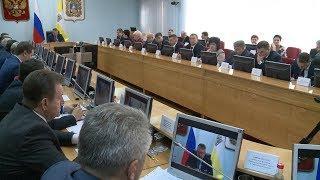 В правительстве Ставрополья утвердили проект бюджета региона на будущий год.