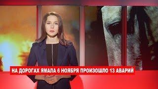 Ноябрьск. Происшествия от 07.11.2018 с Наталией Кузнецовой