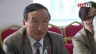 Гости Монгольской ТПП хотят посещать Забайкалье и есть борщ