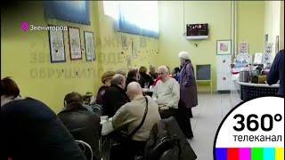 В Звенигороде жителей пятиэтажки эвакуировали после обрушения пола