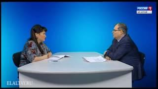Интервью председателя Избирательной комиссии РА Дмитрия Степанова