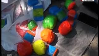 Чувашские полицейские вместе с московскими коллегами пресекли крупный канал поставки наркотиков