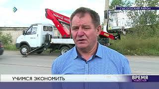 Власти Сысольского района полностью обновят уличное освещение