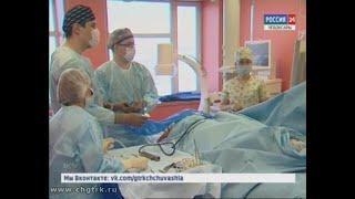 Врачи Республиканской детской больницы впервые провели сложнейшую операцию на колене