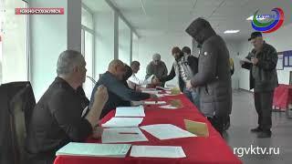 В Дагестане проголосовали жители всех 52 районов