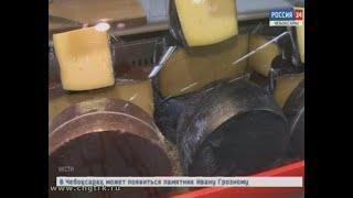 В Чебоксарах открылась ярмарка фермерских продуктов «Изобилие вкусов от Абхазии до Камчатки»