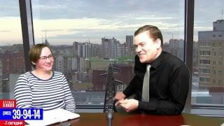 В эфире: Петр Агеев