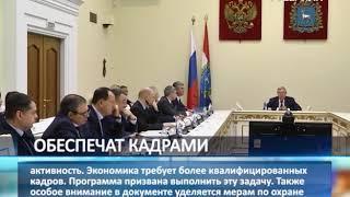 Более 8 млрд рублей выделит региональное правительство программу содействия занятости населения