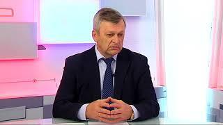 """Программа -"""" В центре внимания """"- интервью с Александром Василенко и Юрием Шпак"""