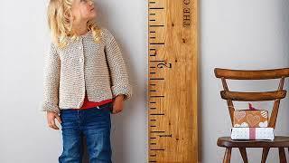 Здоровая среда. Рост детей