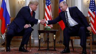 """Дональд Трамп рассчитывает на """"превосходные отношения"""" с Владимиром Путиным…"""