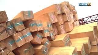 В Кургане нашли нелегальных продавцов древесины