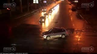 ДТП на ул. Северная и ул. Тургенева 04.03.2018