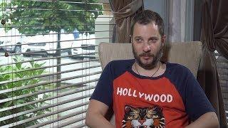 Писатель Александр Цыпкин: я люблю отношения кризисные, сложные, тяжелые