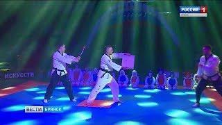 В Брянске прошёл фестиваль боевых искусств