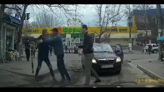 Crazy Road Rage Accidents