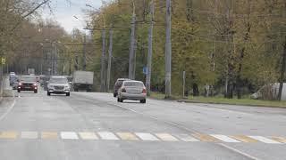 В Ярославле завершен ремонт улицы Большая Норская