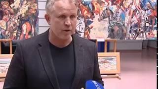 В Ростове открылась выставка работ художника Олега Майбороды