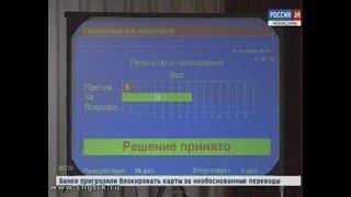 Социально ориентированный и направленный на развитие республики: Госсовет Чувашии принял бюджет на 2
