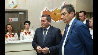 В Волгограде открылась новая перинатальная клиника